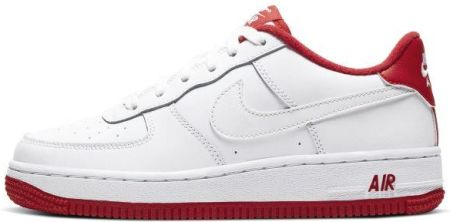 Nike Buty dla dużych dzieci Nike Air Force 1 Biel Ceny i