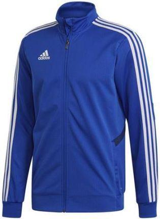 Niebieskie Bluzy męskie Adidas Sportowy Ceneo.pl