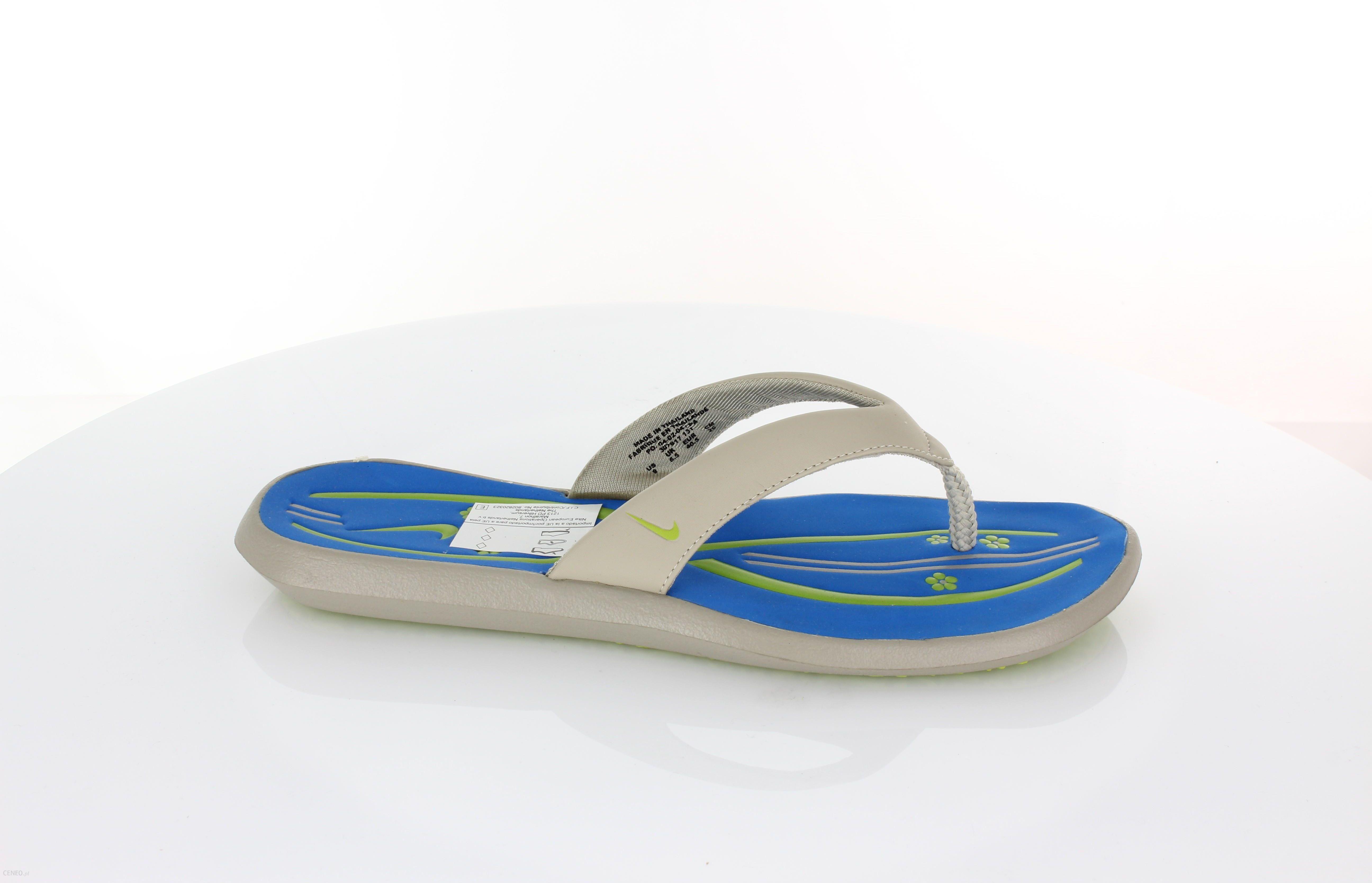 cebra creativo Competir  Japonki Nike Vintage WMNS TIKI THONG 307817 131 - Ceny i opinie - Ceneo.pl