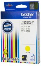 Brother LC525XLY yellow