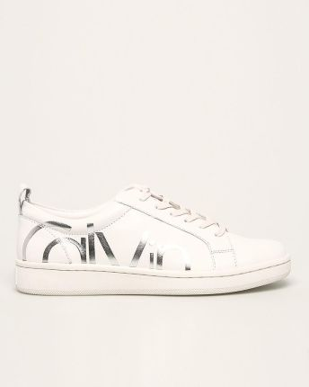 Sneakersy Calvin Klein Zolah Heavy Canvas RE9730 Natural