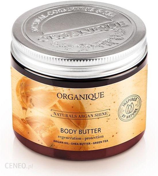 Organique Body Butter Maslo Do Ciala 200ml Opinie I Ceny Na Ceneo Pl