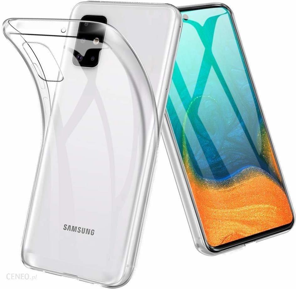 Etui Silikonowe Roar Colorful Do Samsung Galaxy A71 Przezroczyste Etui Na Telefon Ceny I Opinie Ceneo Pl