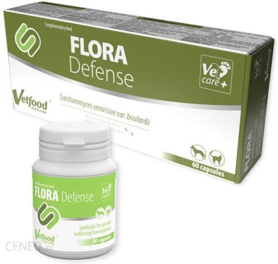 Vetfood Flora Defense 60 Kapsułek