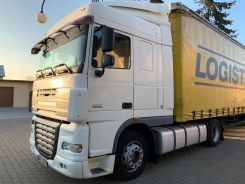 DAF XF 105 Low Deck