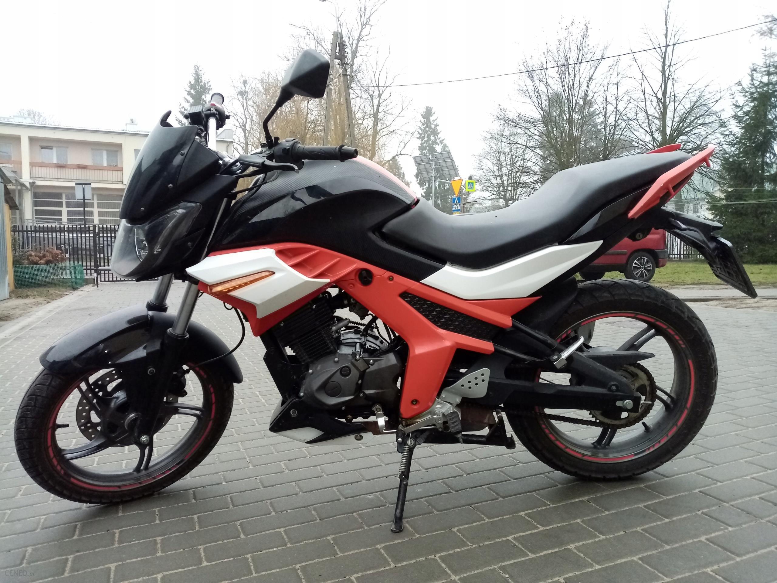 Motocykl Junak Rs 125 Okazja Opinie I Ceny Na Ceneo Pl