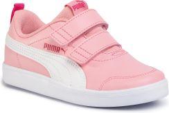 Sneakersy PUMA Courtflex V2 V Ps 371543 03 PeonyBright Rose Ceny i opinie Ceneo.pl