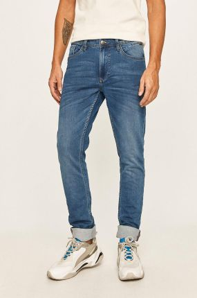 Spodnie BLEND Jeans NOOS Twister Fit Middle Blue (76073