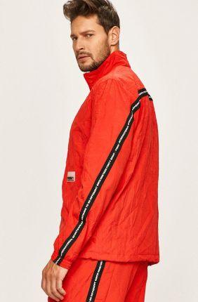 Kurtka męska DKNY gładka nylonowa