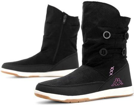 Śniegowce CROCS Winter Puff Boot (czarne) Ceny i opinie