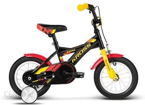 Kross Rower Czarny Żółty
