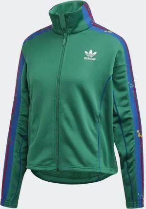 Adidas Originals Trefoil Bluza Zielony 40 Ceny i opinie