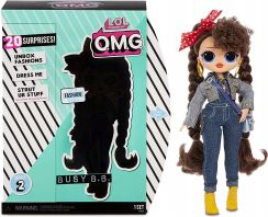 Lol Suprise OMG Lalka Fashion Doll Busy B.B. 565116