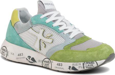 Sneakersy GUESS Vanda FLVND4 PEL18 GREY Sneakersy
