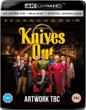 Knives Out (Na noże) [Blu-Ray 4K]+[Blu-Ray]