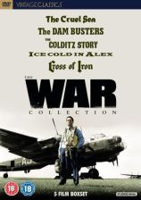 War Collection (Charles Frend;Michael Anderson;Guy Hamilton;J. Lee Thompson;Sam Peckinpah;) (DVD / Box Set)