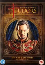 The Tudors: The Complete Collection - Season 1-4 (Dynastia Tudorów) [12DVD]