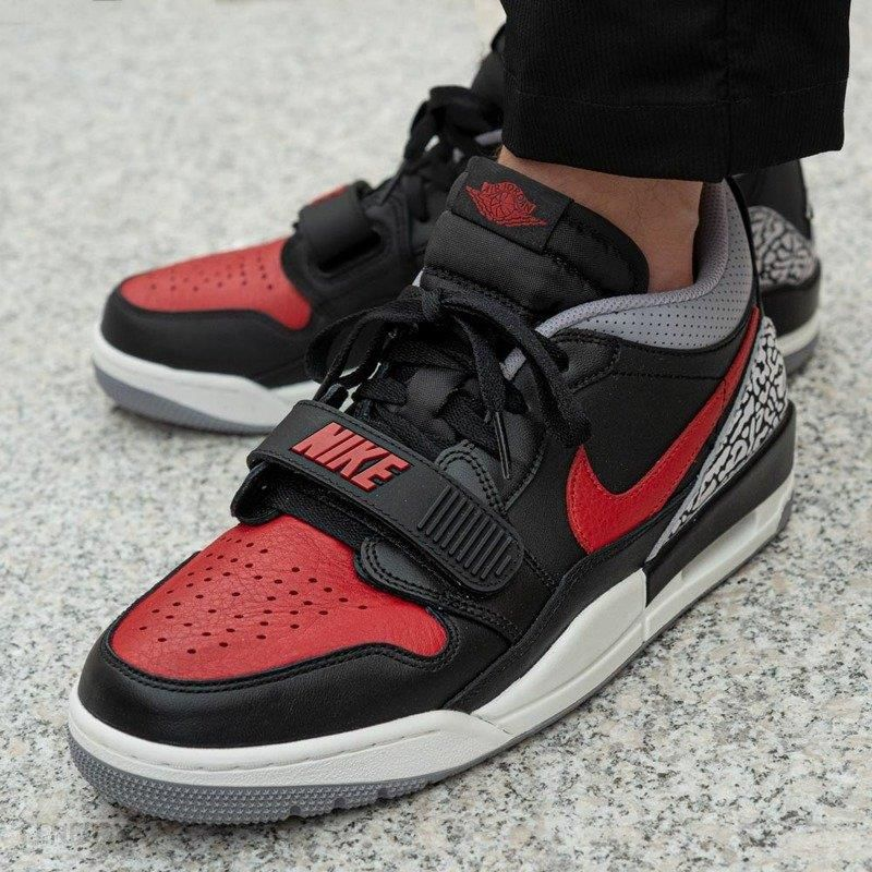 Buty sportowe męskie Nike Air Jordan Legacy 312 Low (CD7069 002) Ceny i opinie Ceneo.pl