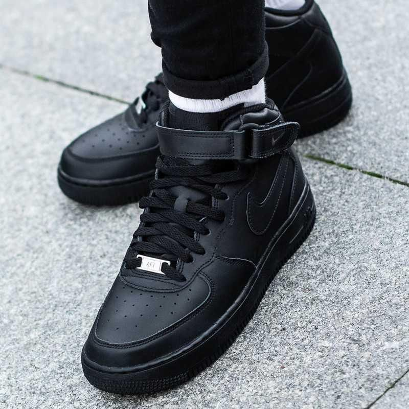SUPREME x NBA x NIKE AIR FORCE 1 MID r. 41