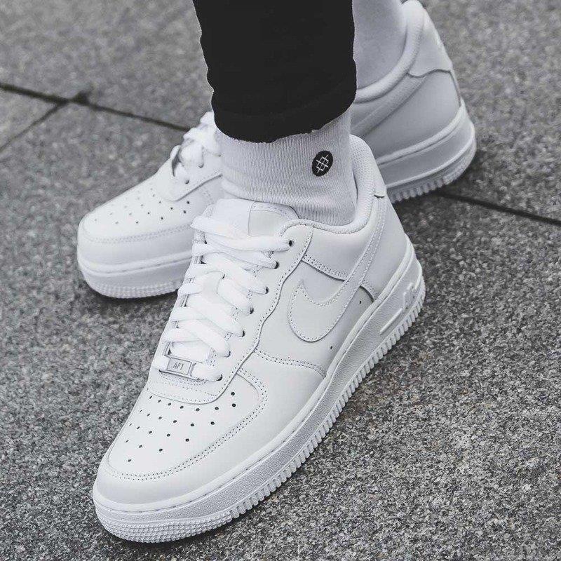 Nike Air Force 1 07 biały (damskie) (315115 112