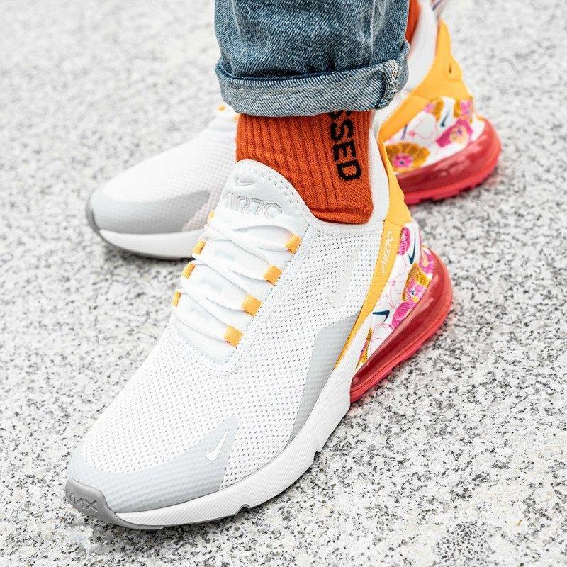 Buty Damskie Nike W Air Max 270 AR0499 101 (Biały