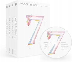 BTS: Map of the Soul: SEVEN [BOX] [CD]