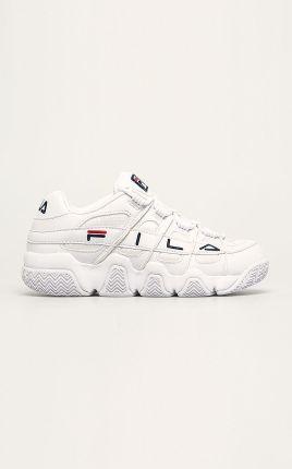 Fila Ray Low Sneakersy Damskie 1010562.03A Biały