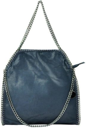 Pojemna torebka damska na ramię torba worek duża shopperka z