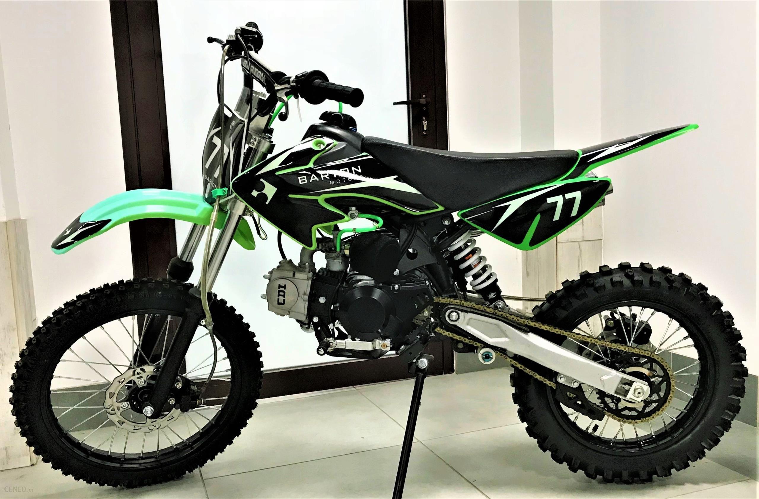Motocykl Barton Db 125 Cross Enduro Pitbike 125cm Opinie I Ceny Na Ceneo Pl