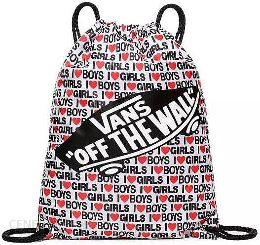 worek Vans Benched I Heart Boys Girls one size