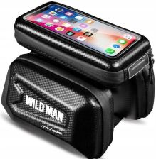 Wildman Hardpouch Bike Mount Xl Black