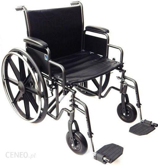 Wzmocniony Wozek Inwalidzki Dla Osob Otylych Do 225 Kg Opinie I Ceny Na Ceneo Pl