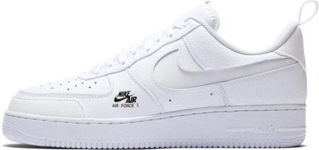 Męskie buty Nike Air Force 1'07 LV8 Utility Biel Ceny i opinie Ceneo.pl