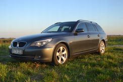 BMW 5 Touring (E61) 520 d 177 KM
