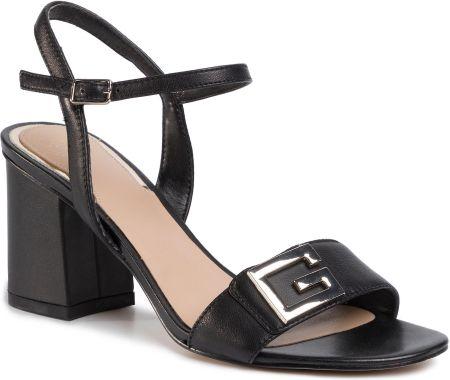 Sandały GUESS Maeva FL6EVA LEA03 BLACK