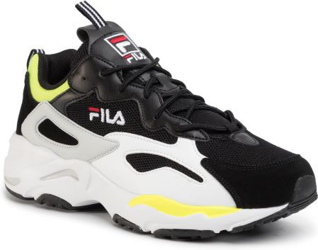 Sneakersy FILA Ray Tracer 1010685.25Y Black Sneakersy