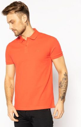 Tommy Jeans SLIM FIT Tshirt basic racing red Ceny i opinie