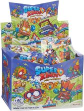 Magic Box Magicbox Super Zings Seria 5 Saszetka 50 Sztuk Superzings 9735