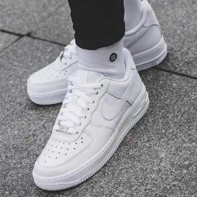 NIKE Wmns AIR FORCE 1 '07 315115 112 Ceny i opinie Ceneo.pl