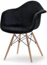 Meblemwm Krzesło Skandynawskie Art118 Zielony Welur Opinie