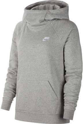 nike sportswear tech fleece bluza rozpinana crimson black w