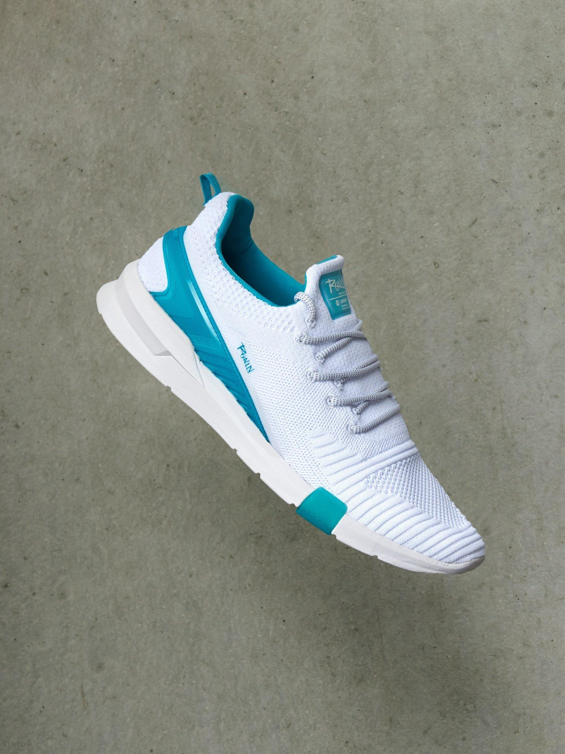 Cropp Sneakersy Ronin z elementami odblaskowymi Biały