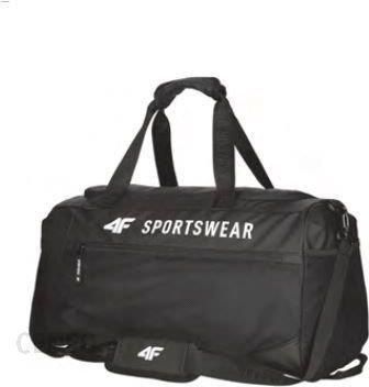 Torba podróżna 4F H4L20-TPU004 - głęboka czerń