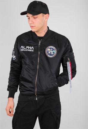 Alpha Industries Kurtka Damska Ma 1 Tt Patch Wmn 03 Black Ceny i opinie Ceneo.pl