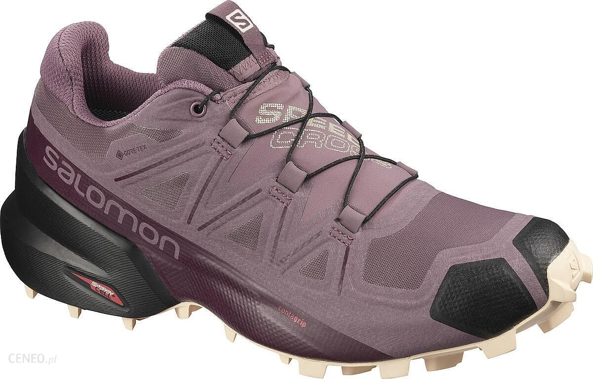 Salomon Speedcross 5 Gtx Flint Black Bellini