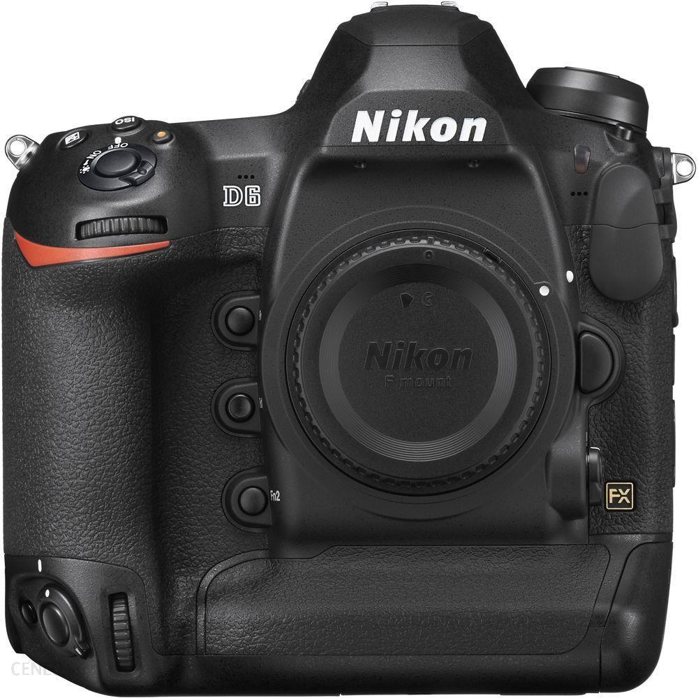 """""""Nikon D6"""" juodas korpusas"""
