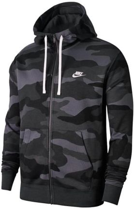 Nike Camo Club Popover Hoody