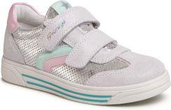 Primigi 5377011 Buty trampki sneakersy dla dzieci srebrny