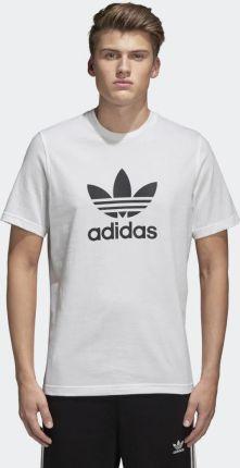 Adidas Trefoil Tee CW0710 - Ceny i opinie T-shirty i koszulki męskie QEMH