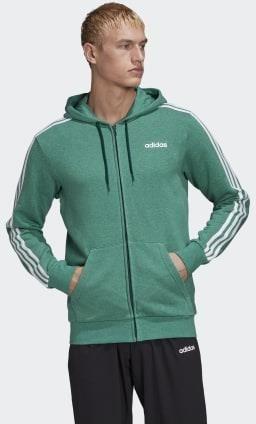 Kurtka Adidas Essentials 3 Stripes Layering Szary Damskie